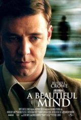 locandina del film A BEAUTIFUL MIND