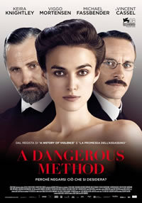 locandina del film A DANGEROUS METHOD