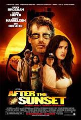 locandina del film AFTER THE SUNSET