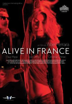 locandina del film ALIVE IN FRANCE