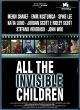 locandina del film ALL THE INVISIBLE CHILDREN