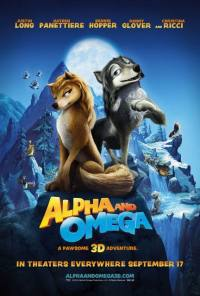 locandina del film ALPHA AND OMEGA