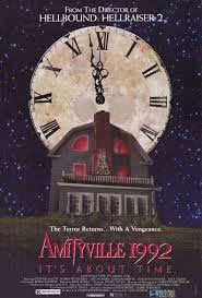 locandina del film AMITYVILLE 1992: IT'S ABOUT TIME