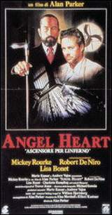 locandina del film ANGEL HEART - ASCENSORE PER L'INFERNO