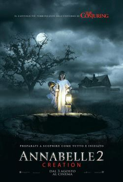 locandina del film ANNABELLE 2:CREATION