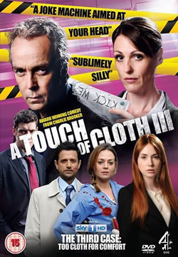 locandina del film A TOUCH OF CLOTH - STAGIONE 3