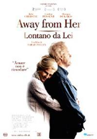 locandina del film AWAY FROM HER - LONTANO DA LEI