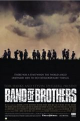 locandina del film BAND OF BROTHERS