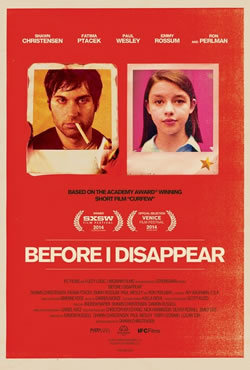 locandina del film BEFORE I DISAPPEAR