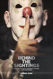 locandina del film BEHIND THE SIGHTINGS