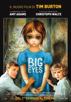 locandina del film BIG EYES