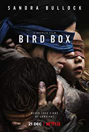 locandina del film BIRD BOX