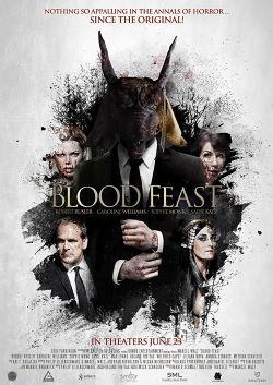 locandina del film BLOOD FEAST (2016)