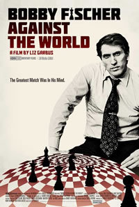 locandina del film BOBBY FISCHER AGAINST THE WORLD