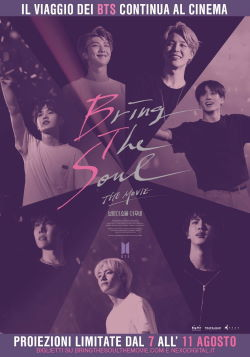 locandina del film BRING THE SOUL: THE MOVIE