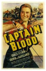 locandina del film CAPITAN BLOOD