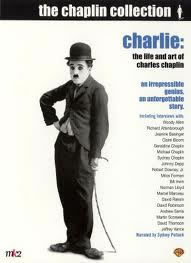locandina del film CHARLIE: THE LIFE AND ART OF CHARLES CHAPLIN