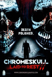 locandina del film CHROMESKULL: LAID TO REST 2