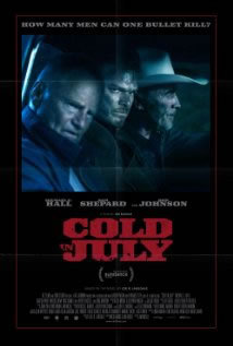 locandina del film COLD IN JULY