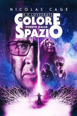 locandina del film COLOR OUT OF SPACE