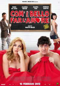 locandina del film COM'E' BELLO FAR L'AMORE
