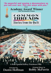 locandina del film COMMON THREADS: STORIES FROM THE QUILT