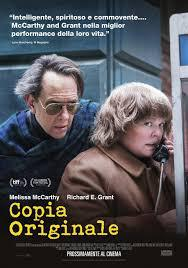 locandina del film COPIA ORIGINALE