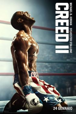 locandina del film CREED II