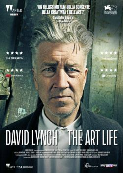 locandina del film DAVID LYNCH: THE ART LIFE