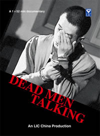 locandina del film DEAD MEN TALKING