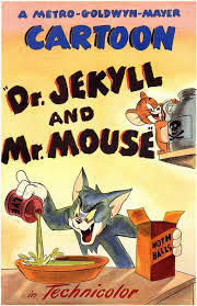 locandina del film DR. JERRILL E MR. MOUSE