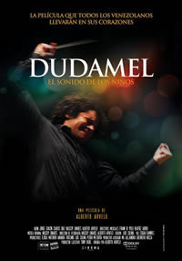 locandina del film DUDAMEL: LET THE CHILDREN PLAY