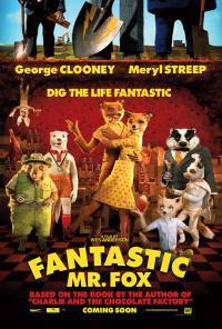 locandina del film FANTASTIC MR. FOX