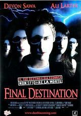 locandina del film FINAL DESTINATION