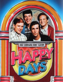 locandina del film HAPPY DAYS - STAGIONE 2