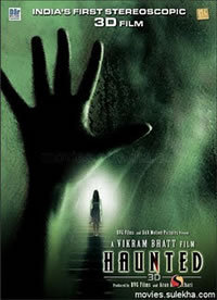 locandina del film HAUNTED 3D