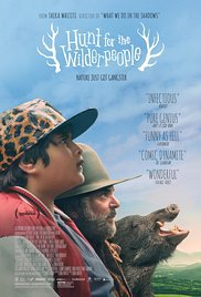 locandina del film HUNT FOR THE WILDERPEOPLE