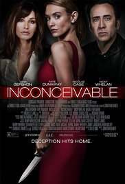 locandina del film INCONCEIVABLE