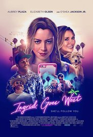 locandina del film INGRID GOES WEST