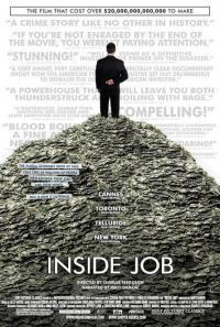 locandina del film INSIDE JOB