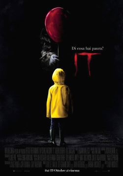 locandina del film IT (2017)