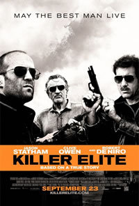 locandina del film KILLER ELITE (2011)