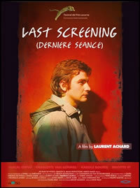 locandina del film LAST SCREENING