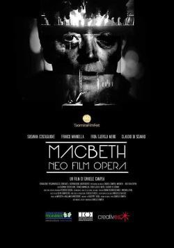 locandina del film MACBETH NEO FILM OPERA