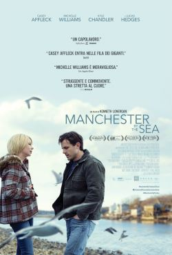 locandina del film MANCHESTER BY THE SEA