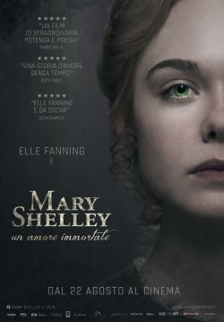 locandina del film MARY SHELLEY - UN AMORE IMMORTALE
