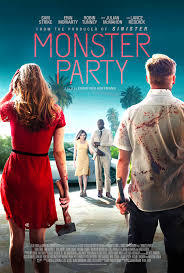 locandina del film MONSTER PARTY