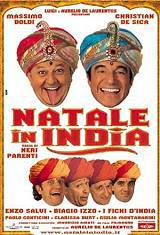 locandina del film NATALE IN INDIA