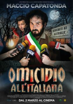locandina del film OMICIDIO ALL'ITALIANA