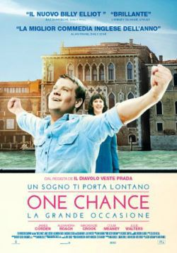 locandina del film ONE CHANCE